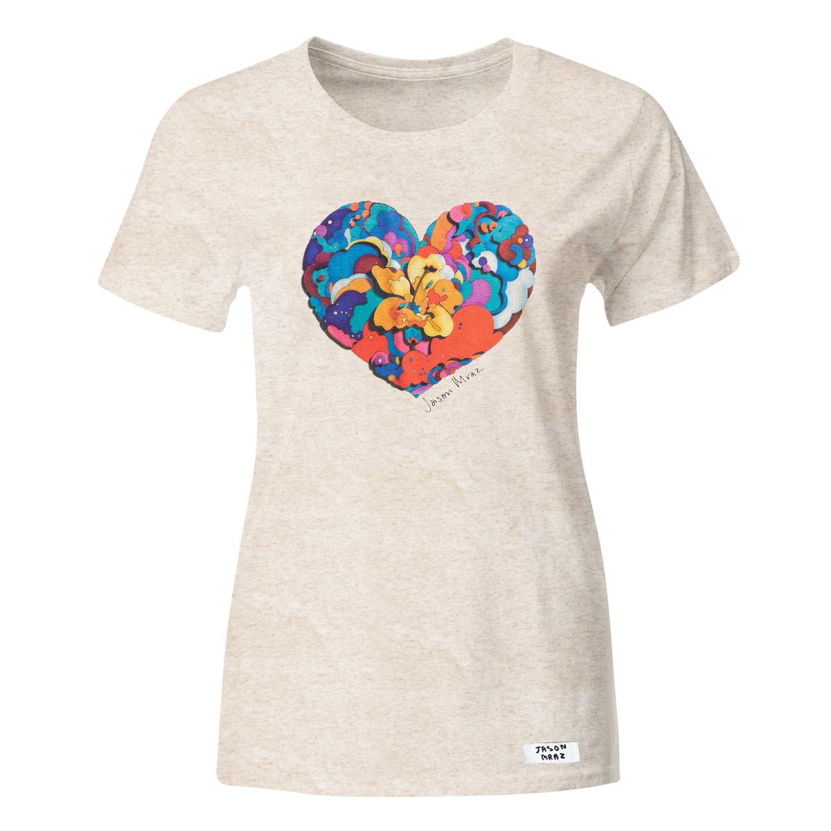 Jason Mraz Ladies Know. Tour T-shirt