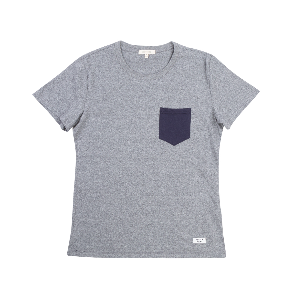 Jason Mraz Ladies Recycled Pocket T-shirt