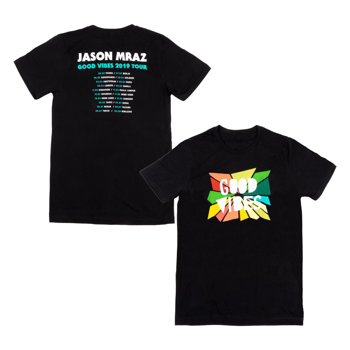 Good Vibes 2019 Tour T-shirt