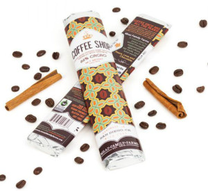 Jason Mraz Organic Chocolate Bars - Coffee Shop