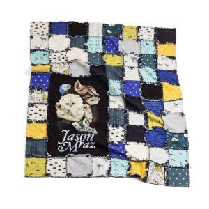 Jason Mraz  Fond of Cats Tee Juniors Blanket