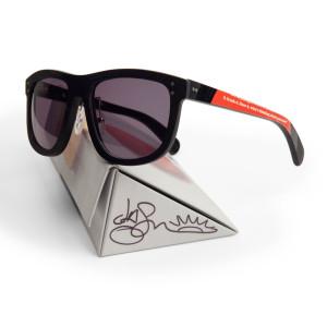 Jason Mraz  Love Is A Four Letter Word Vinyl Sunglasses (Frank D. Fixer)