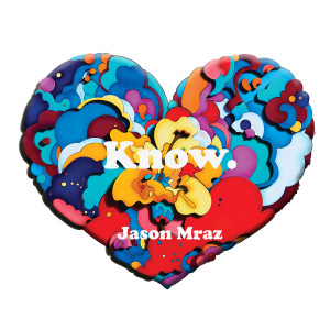 Know. Enamel Heart Pin