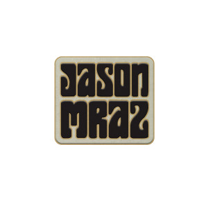 Jason Mraz Enamel Pin