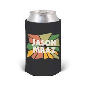 Jason Mraz Good Vibes Koozie
