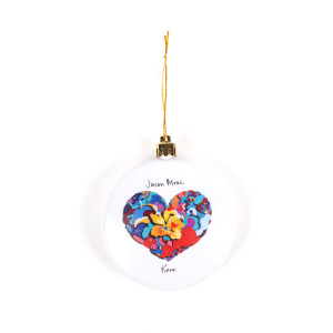 Jason Mraz Love Ornament