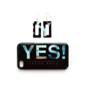 YES! Mobile Phone Case Earrings