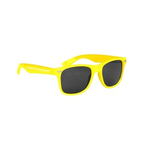 Look For The Good Sunglasses - Yellow