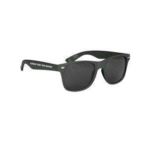 Look For The Good Sunglasses - Black