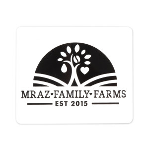 Mraz Family Farms Sticker
