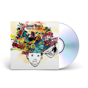 Jason Mraz Beautiful Mess - Live On Earth CD/DVD