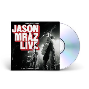 Jason Mraz Tonight, Not Again CD/DVD