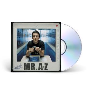 Jason Mraz MR. A-Z CD