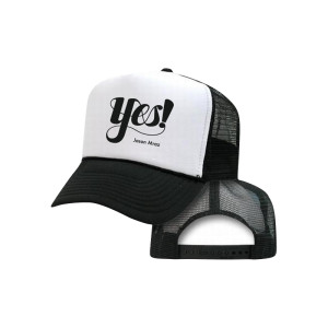Jason Mraz YES! Trucker Hat