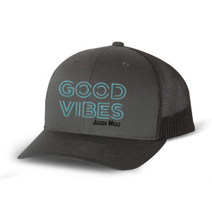 Good Vibes Snapback Hat