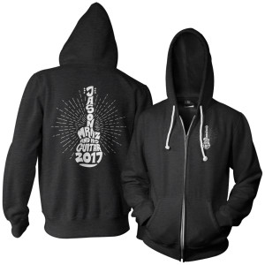 Jason Mraz Jason and His Guitar 2017 Hoodie