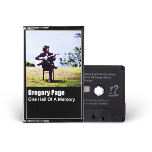 Gregory Page One Hell of A Memory Cassette