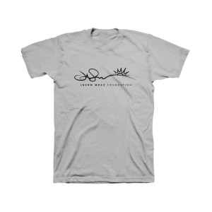 Jason Mraz Foundation T-shirt