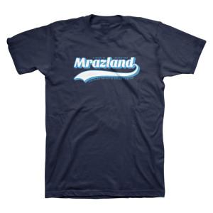 Jason Mraz Mrazland T-shirt