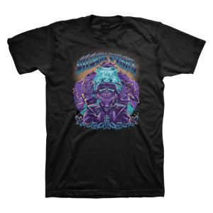 Jason Mraz Space Catets T-shirt