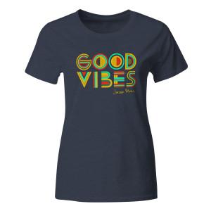 Jason Mraz Womans Groovy Vibes T-Shirt