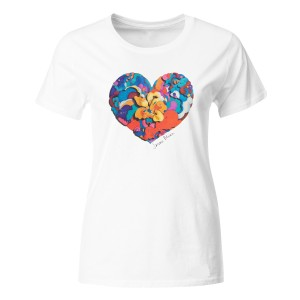 Women's Know. Heart T-shirt