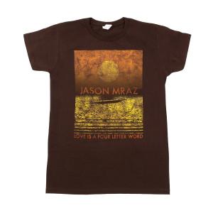 Juniors Ocean Sunset T-shirt