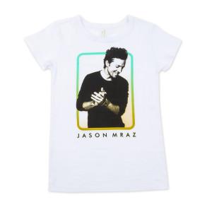 Mraz Juniors Photo T-shirt