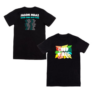 Good Vibes 2019 Tour T-shirt