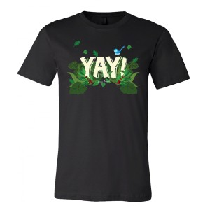 Jason Mraz YAY! T-shirt