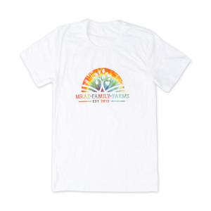Mraz Family Farms Rainbow T-shirt