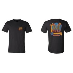 Jason Mraz April 2021 Event T-shirt
