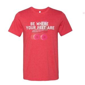 Jason Mraz Be Where Your Feet Are T-Shirt