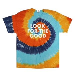 LOOK FOR THE GOOD Tie Dye T-shirt