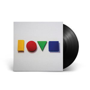 Jason Mraz Love Is A Four Letter Word LP