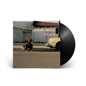 Jason Mraz Waiting For My Rocket To Come LP