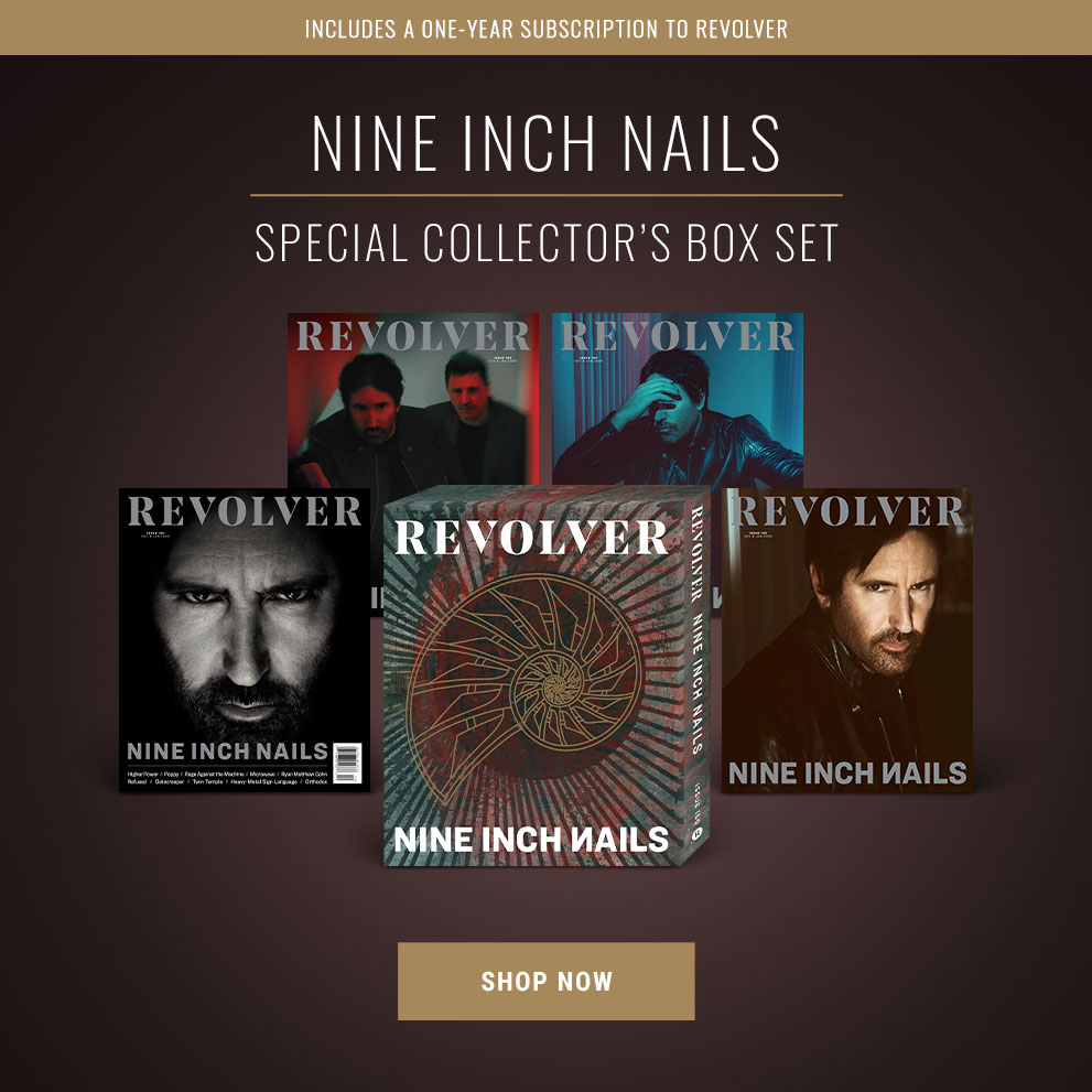 DEC/JAN 2020 NINE INCH NAILS BOXSET
