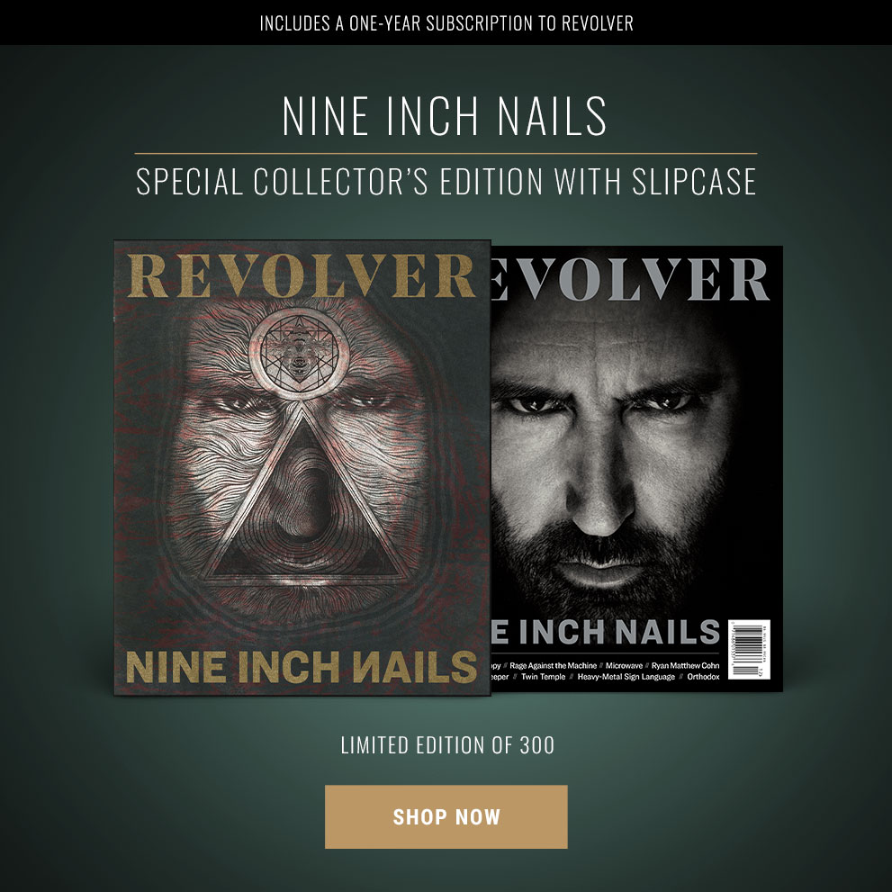NINE INCH NAILS SPECIAL COLLECTORS EDITION WITH SLIPCASE