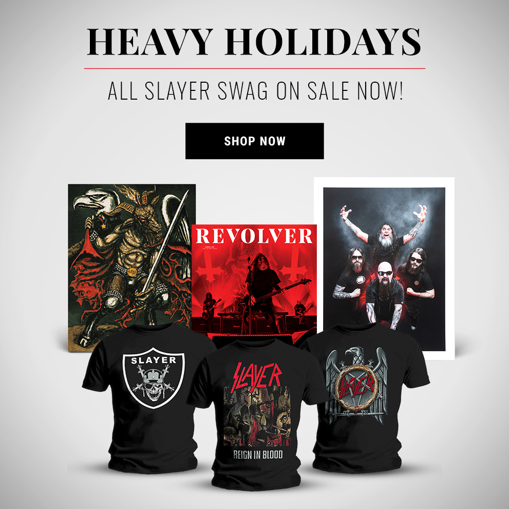 Heavy Holidays Sale - Buy More Save More - Slayer Products - Shop Now