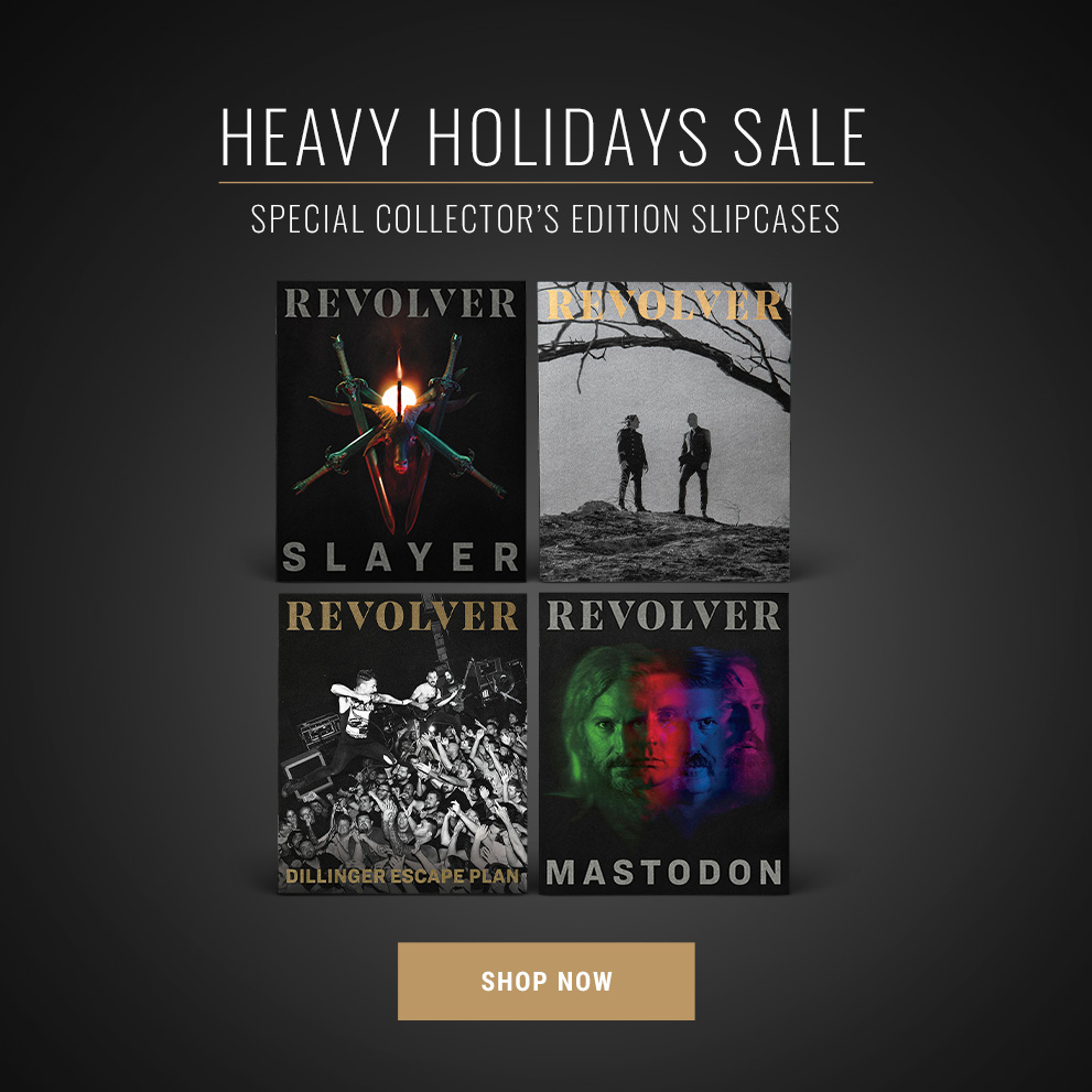 Heavy Holidays Sale - Buy More Save More - All Slipcases - Shop Now