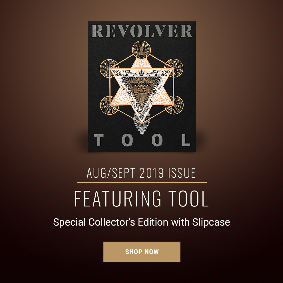 SILVER COLLECTOR'S EDITION AUG/SEPT 2019 ISSUE — TOOL — ONLY 250 MADE   SILVER COLLECTOR'S EDITION AUG/SEPT 2019 ISSUE — TOOL — ONLY 250 MADE SILVER COLLECTOR'S EDITION AUG/SEPT 2019 ISSUE — TOOL — ONLY 250 MADE