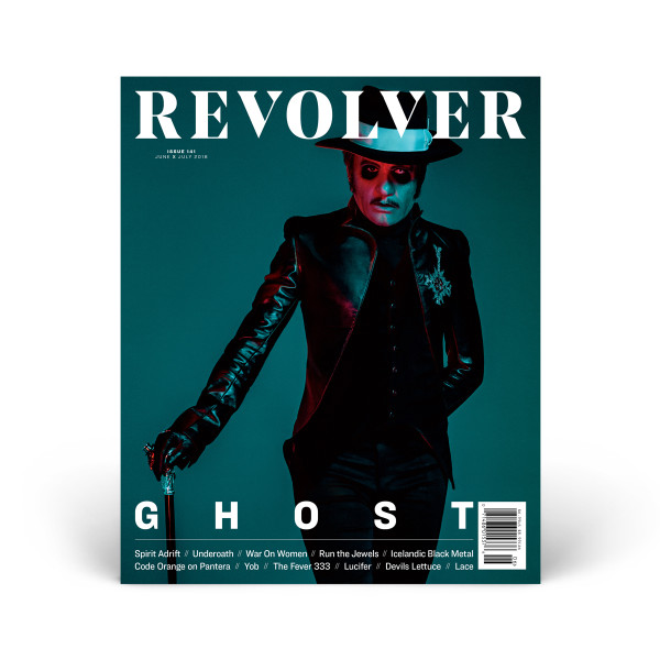 JUNE/JULY 2018 Issue featuring Ghost - Cover 3 of 4 | Shop