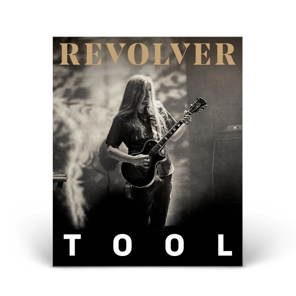 AUG/SEPT 2019 ISSUE FEATURING TOOL — BOX SET | Shop the Revolver