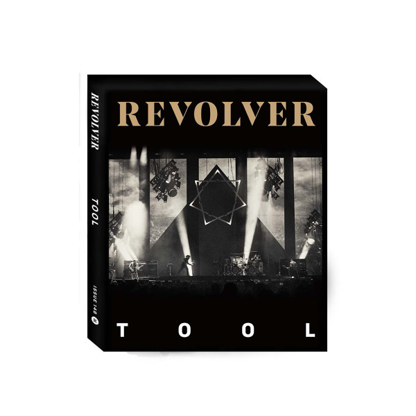 AUG/SEPT 2019 ISSUE FEATURING TOOL — BOX SET | Shop the