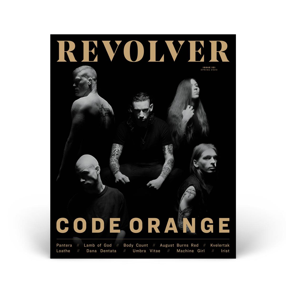 Spring 2020 Issue Featuring Code Orange