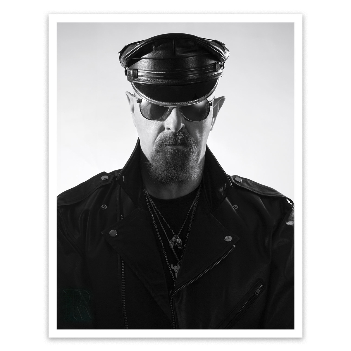 "Collector's Edition 11"" x 14"" Judas Priest print - Only 50 Available!"