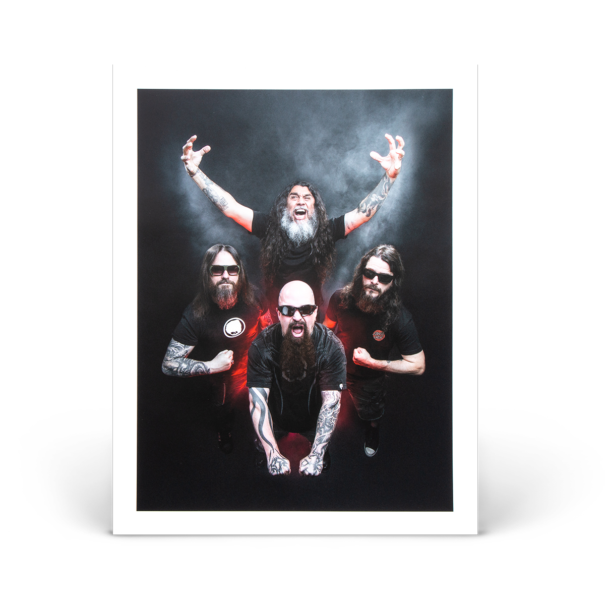 Slayer Photo Print by Jimmy Hubbard - Only 100 Available!