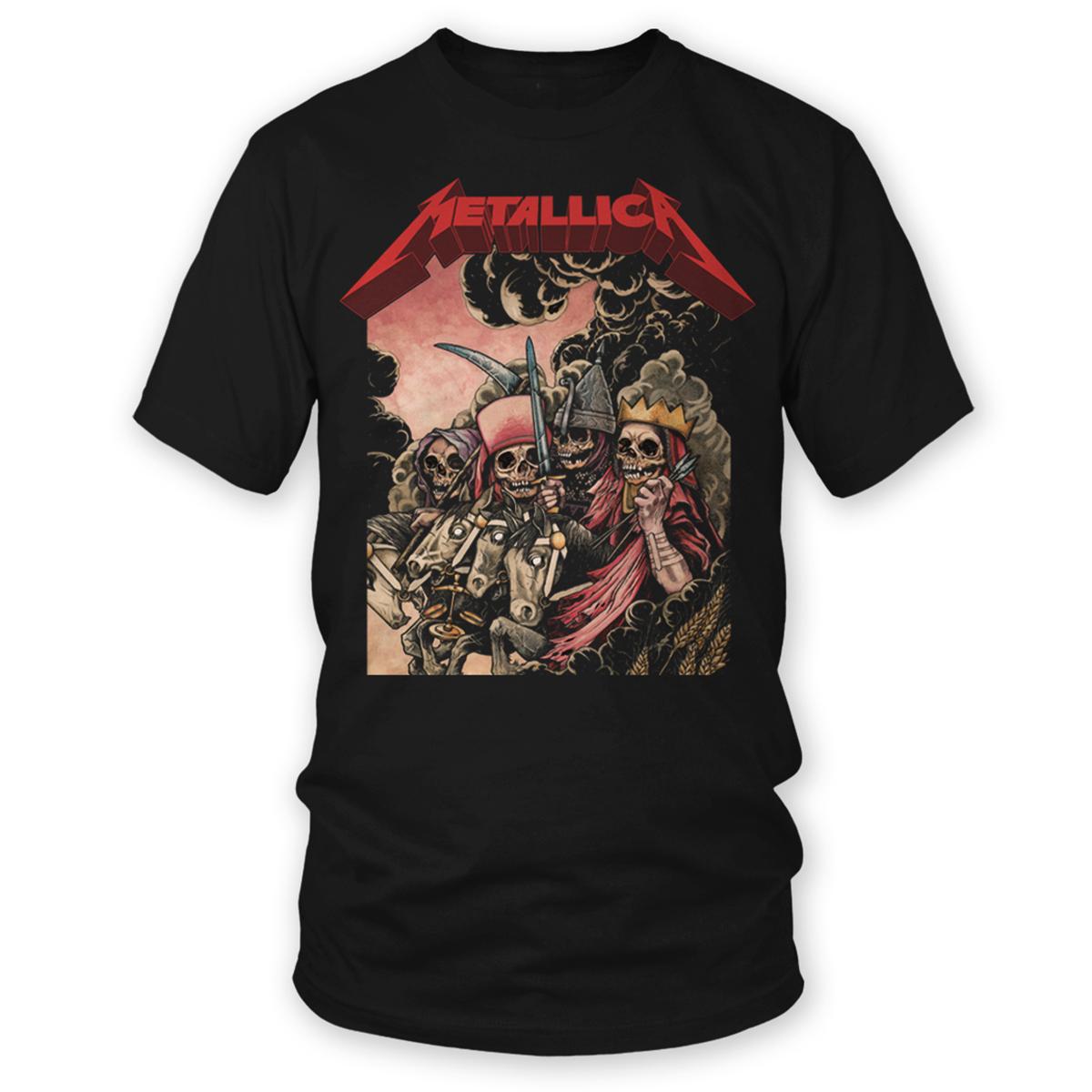 The Four Horsemen T-Shirt