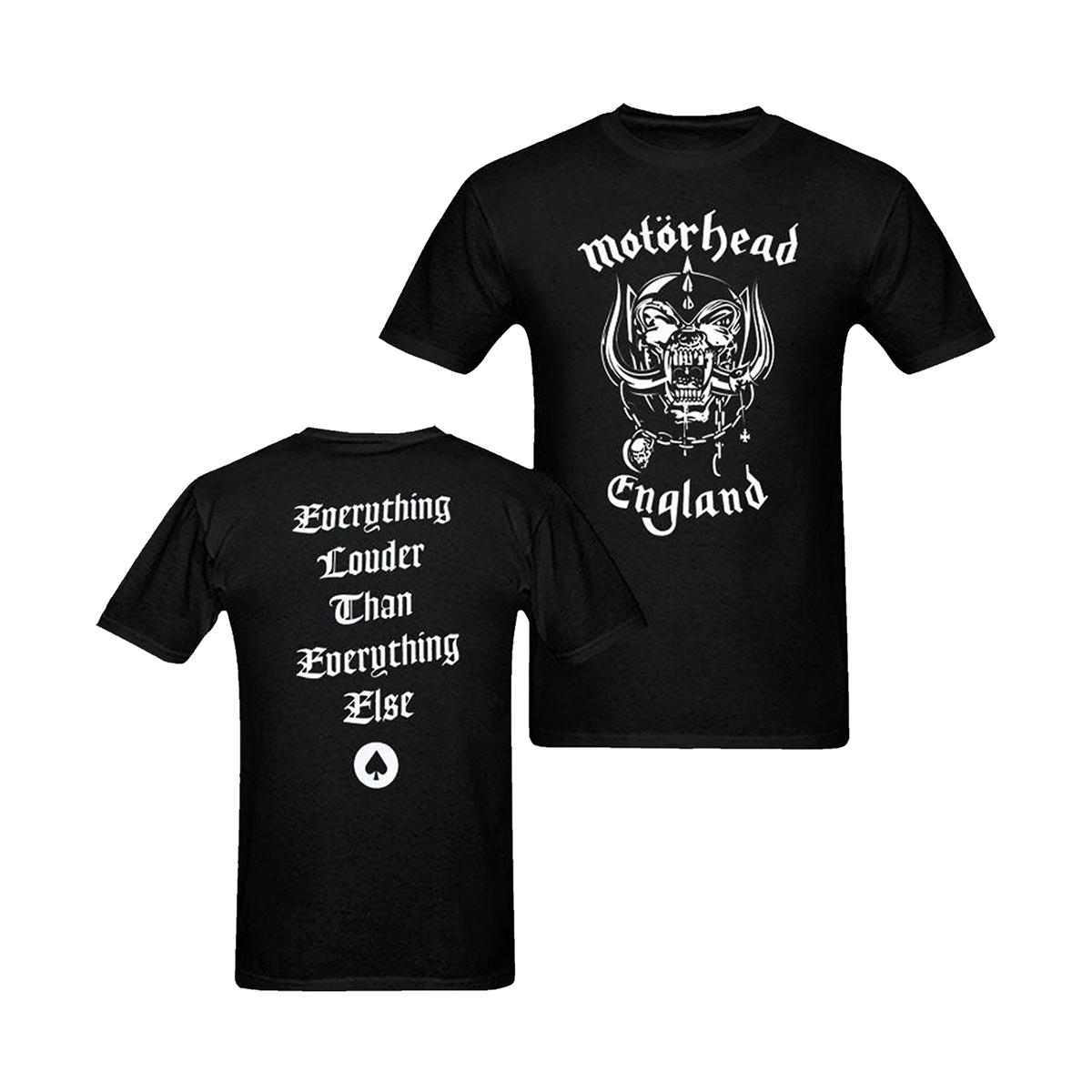 Motörhead EVERYTHING LOUDER T-SHIRT
