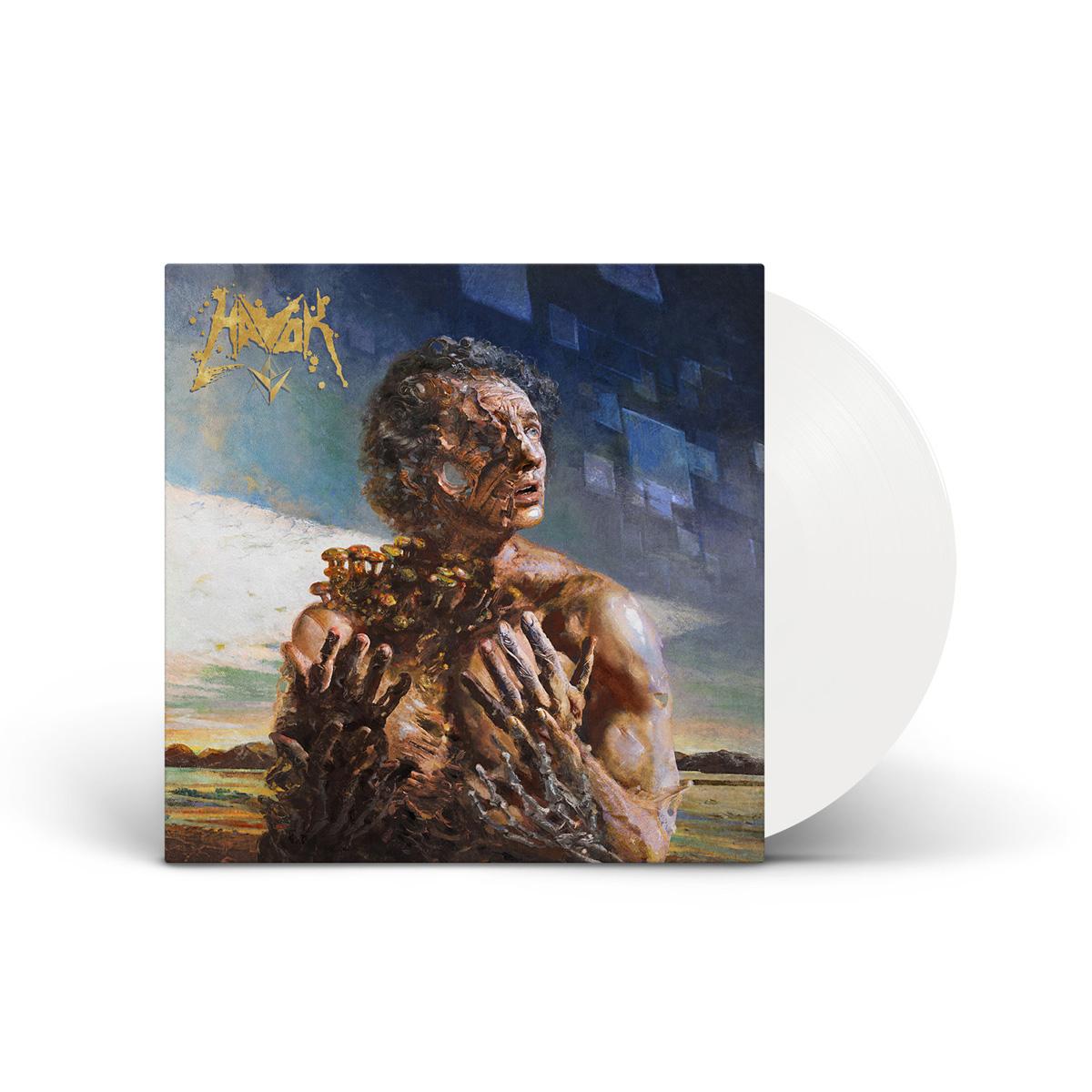 Havok 'V' Limited-Edition White Vinyl — ONLY 200 MADE
